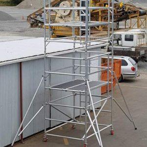 AGR Mobile Tower