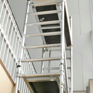 Stair Scaffold