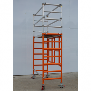 Mobile Scaffold Work Platform
